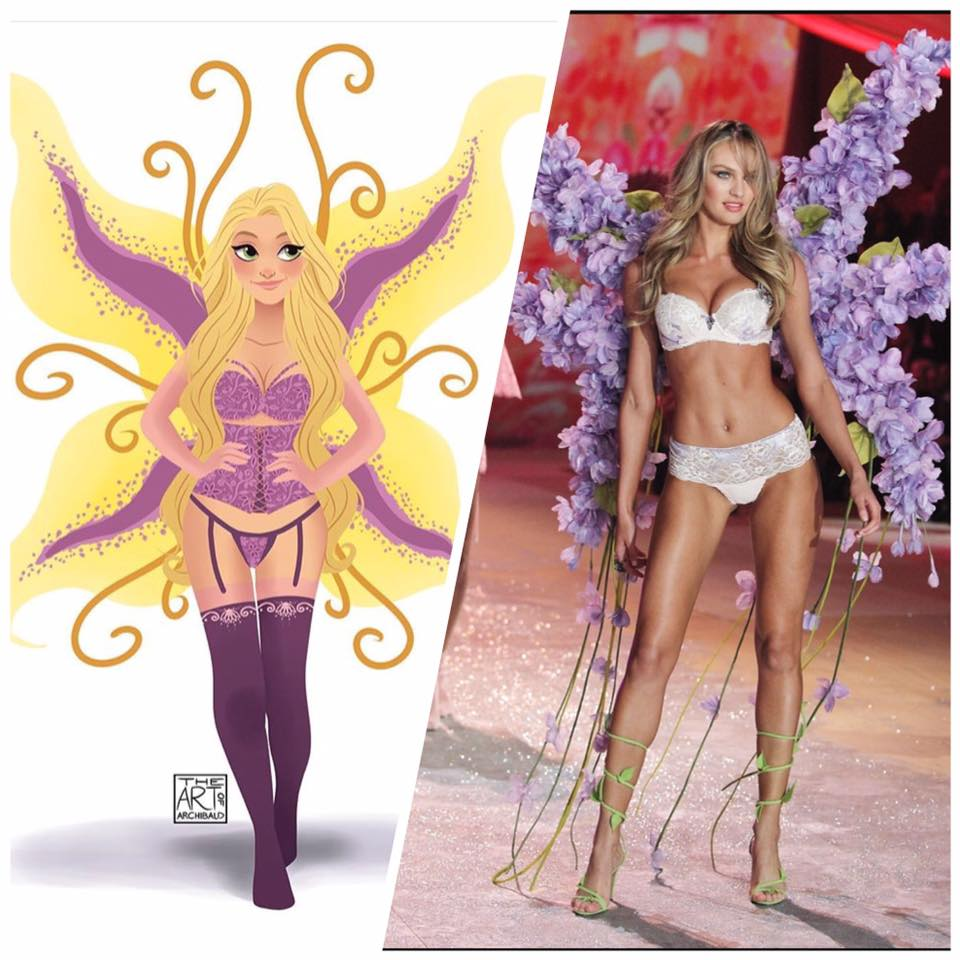 Archibald-victorias-secret-disney-princesses