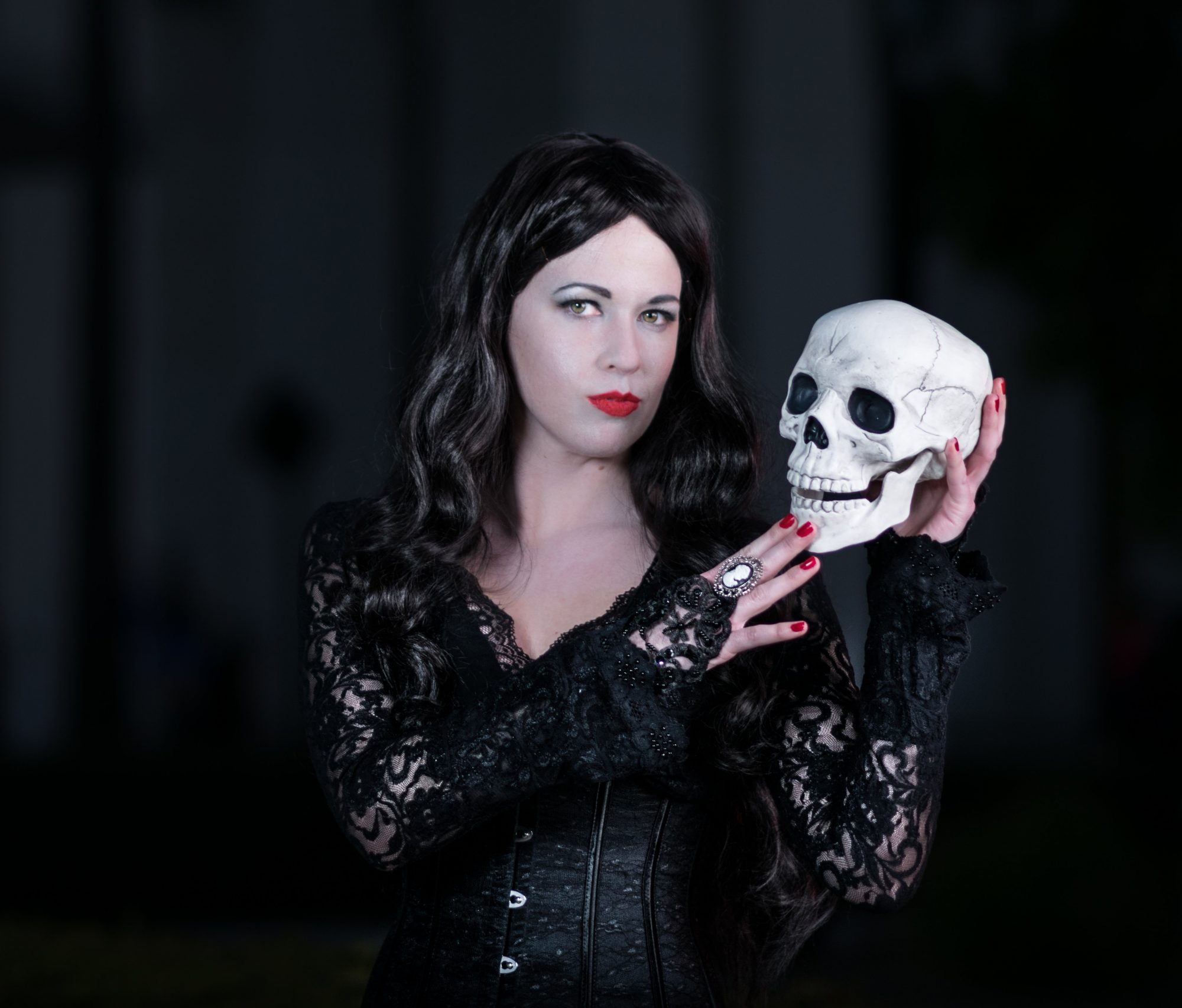Collectress Morticia by Shutterbug.Sam