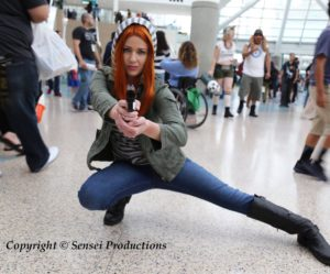 Collectress Undercover Natasha Romanoff by Cosplayer Gallery