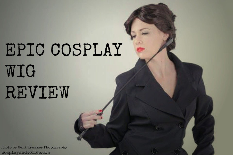 Epic Cosplay Wig Review