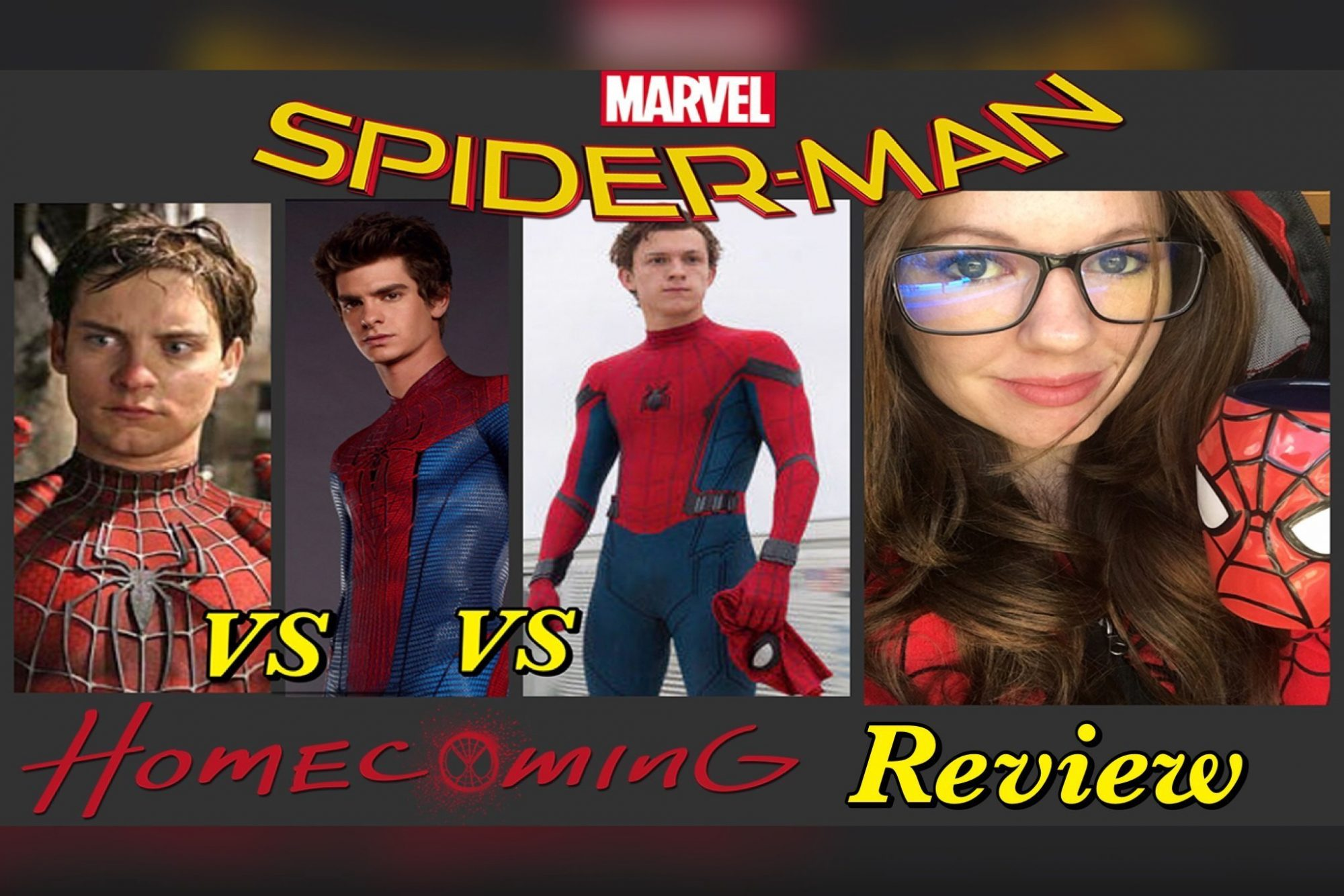 Spider-Man: Homecoming Rating and Review