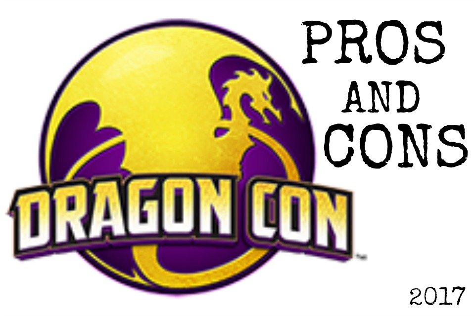 DragonCon 2017 Review Pros and Cons