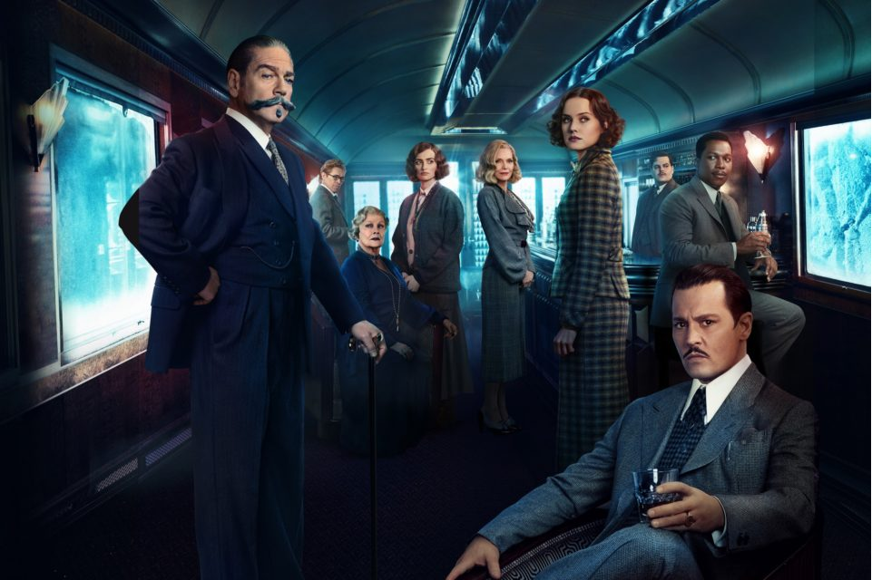 Murder on the Orient Express Film Review