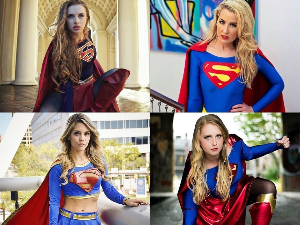 16 Supergirl Cosplayers You Need In Your Life