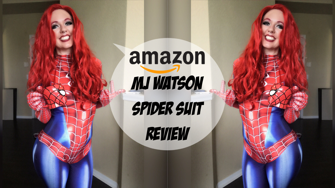 MJ Spiderman Suit Review
