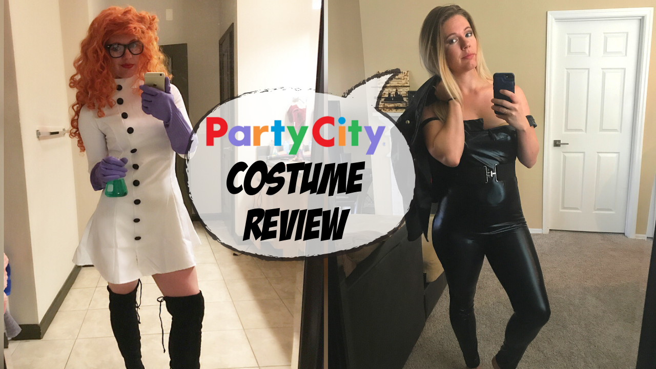 cosplayer reviews party city costumes