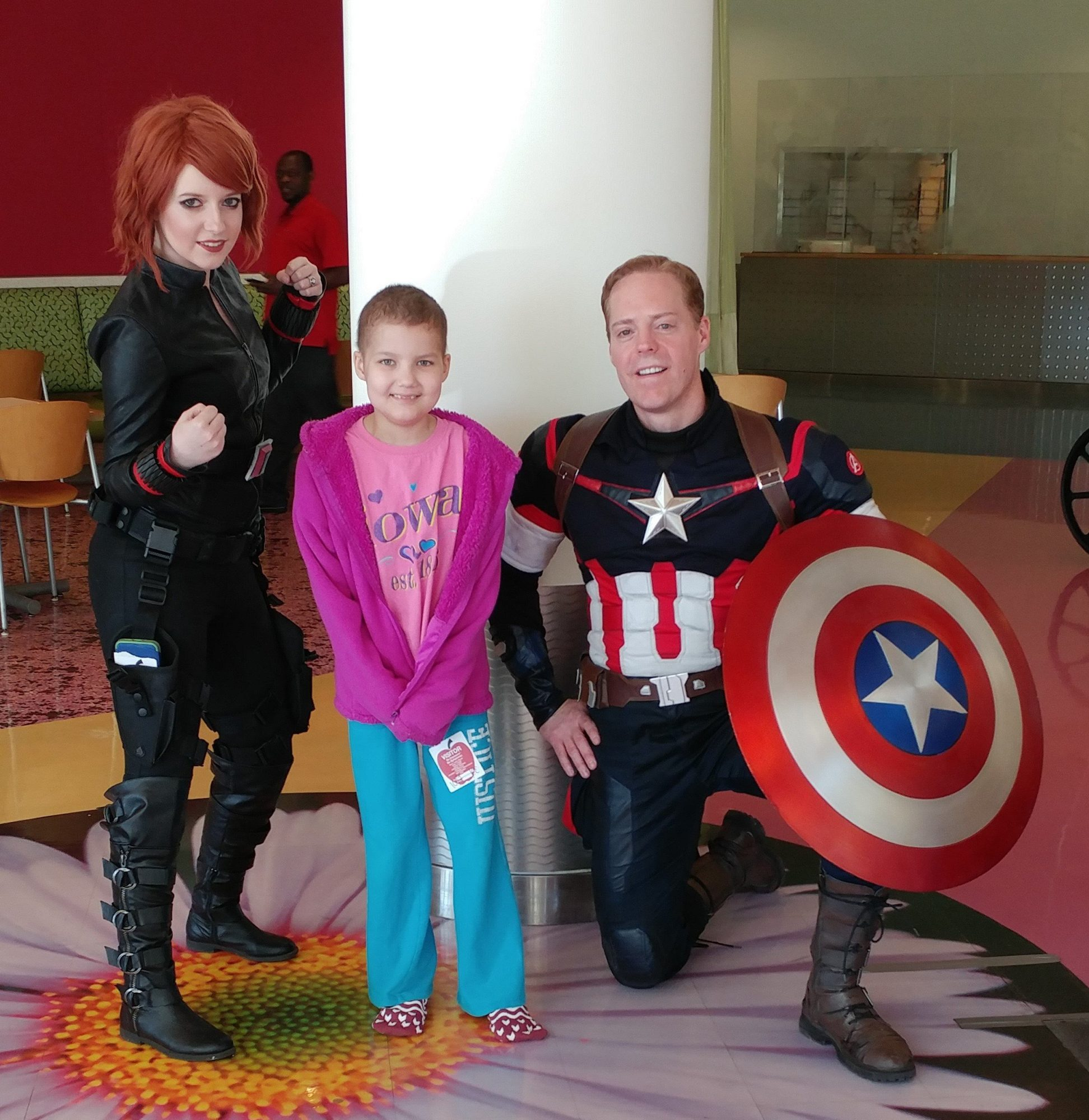Cosplayer Talks Starting Cap For Kids Foundation To Help Kids With Cancer