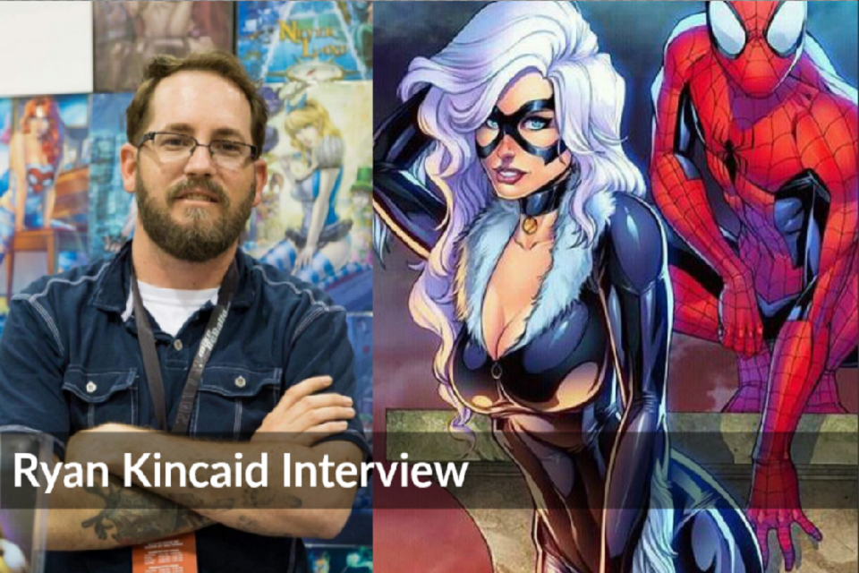 What It's Like To Be A Comic Artist- Ryan Kincaid Interview