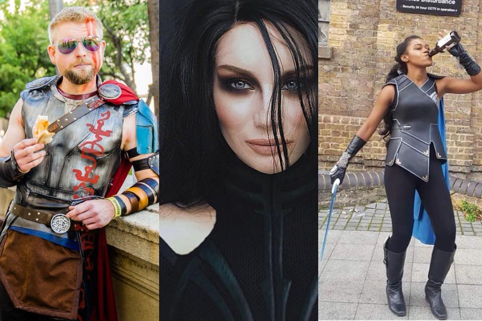 10 God-Like Thor:Ragnarok Cosplays