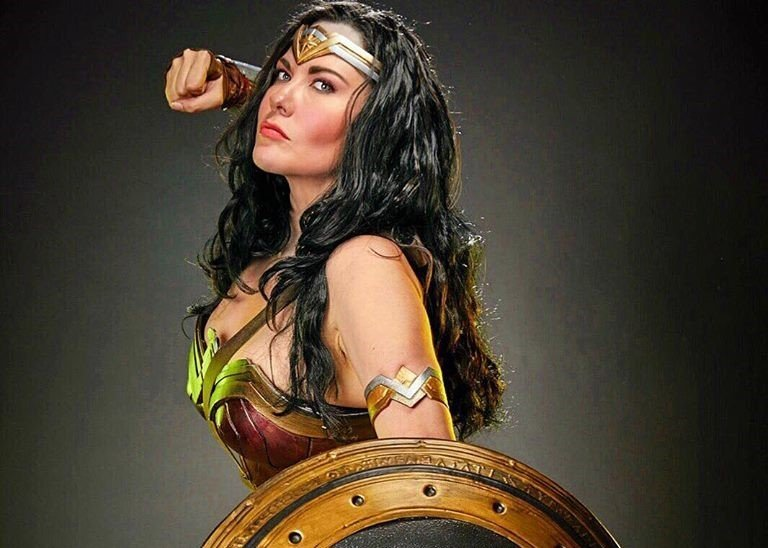 Q&A Interview with Wonder Woman Is Real!
