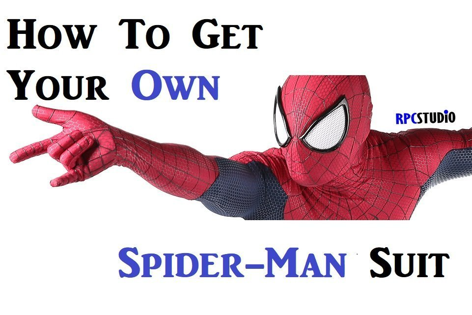 How To Buy A RPC Studio Suit