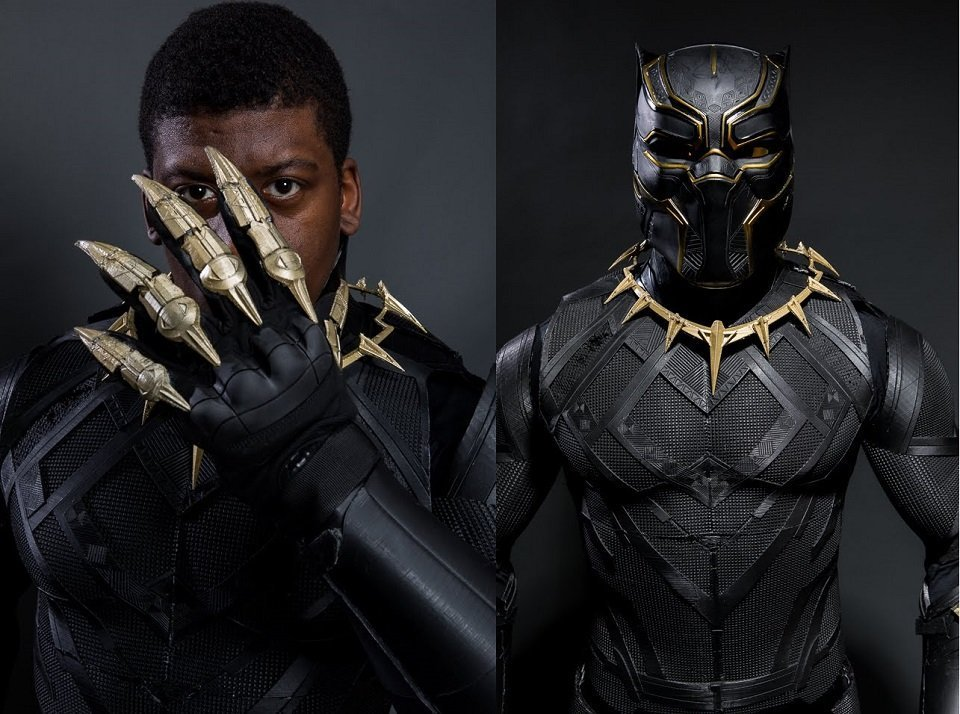 Philly Black Panther Cosplayer Interview