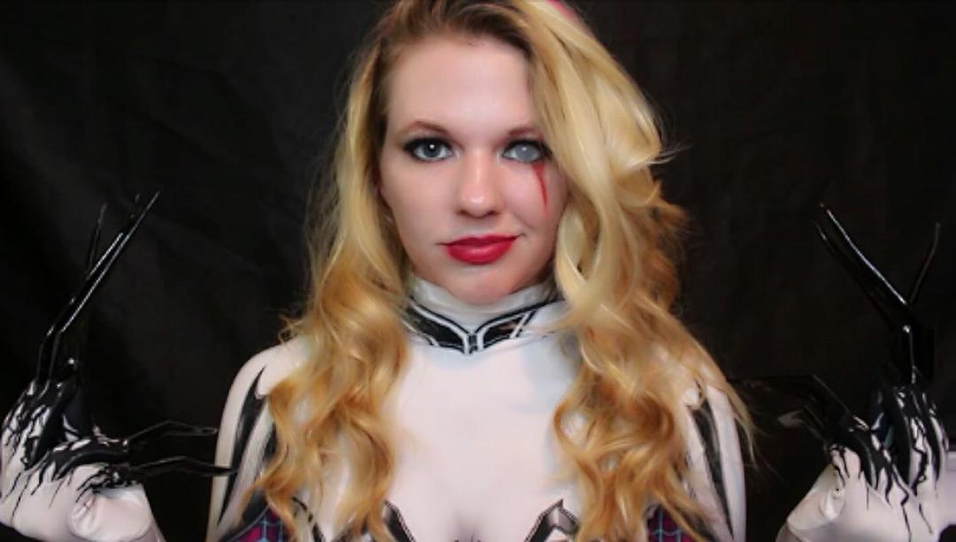 Anti-Gwenom Makeup Tutorial