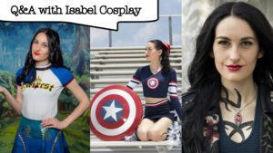 Isabel Cosplay Q&A Interview