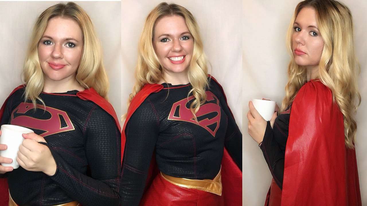 Supergirl Cosplay – CosplaySky Review