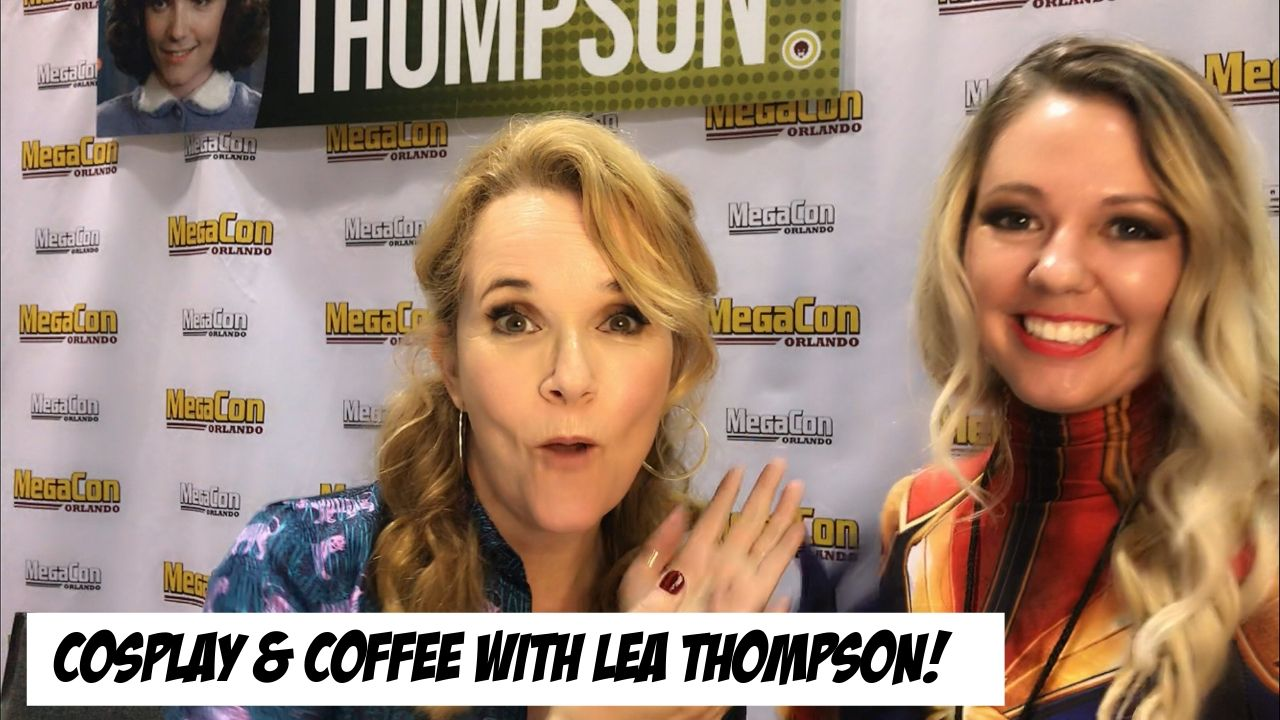 Back to the Future interview with Lea Thompson