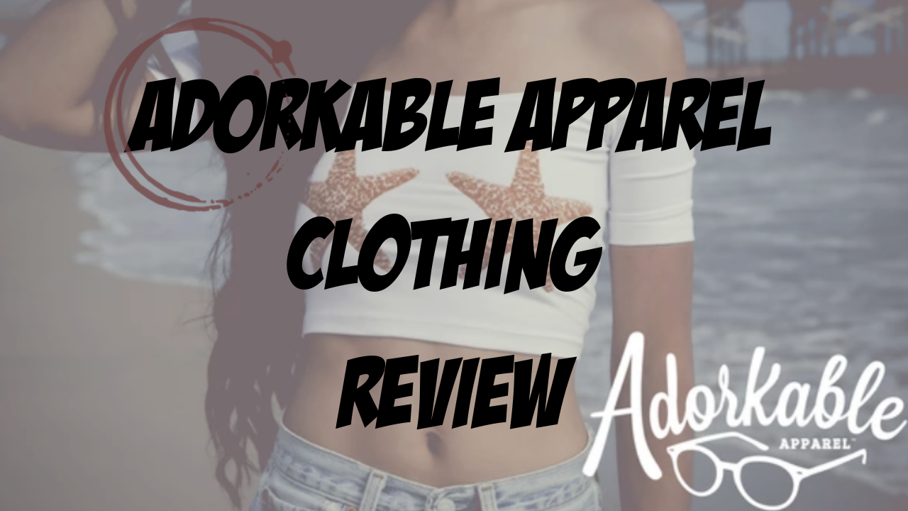 Adorkable Apparel Review