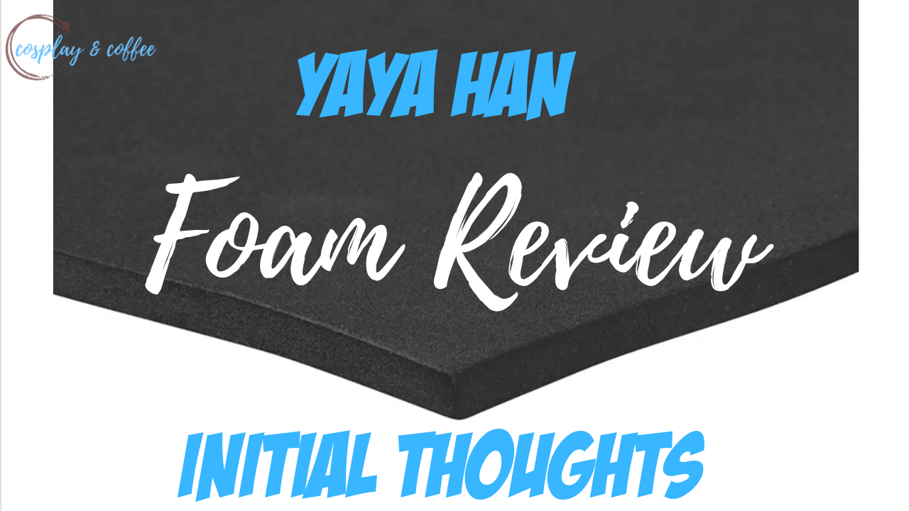 Yaya Han Foam Review: Initial Thoughts