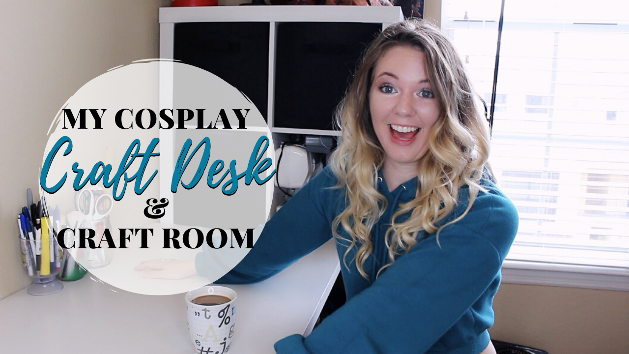 My Cosplay Craft Room And Craft Room Ideas