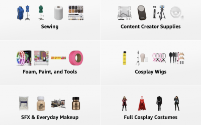 The Ultimate Cosplay Supply List